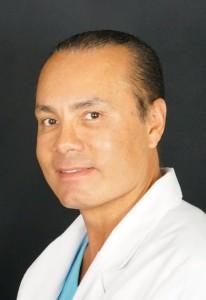 Dr Victor Garcia. legitimerad läkare, specialist i allmänmedicin.