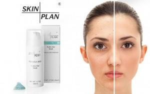 Skinplan hudvård mot rynkor och fläckar